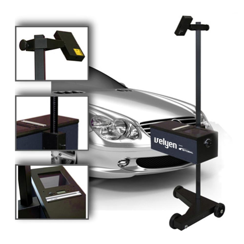 r gloscope pointage optique avec miroir velyen france quipement de garage. Black Bedroom Furniture Sets. Home Design Ideas